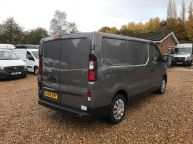 RENAULT TRAFIC SL27 SWB **AIR CON** BUSINESS PLUS 1.6 DCI L1H1 *6 SPEED!!!! - 1130 - 23