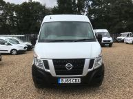 NISSAN NV400 2.3 DCI MWB L2H2 *ONLY 36600 MILES* HIGH ROOF SE **6 SPEED!!! - 1090 - 14