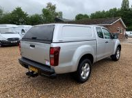 ISUZU D-MAX EXTENDED CAB **AIR CON** 4X4 2.5 TD 165 BHP **HARDTOP CANAPY!!! - 1285 - 22