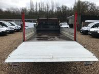 FORD TRANSIT 350 EF LWB DROPSIDE WITH TAIL LIFT 2.2 TDCI 125BHP *6 SPEED!!!  - 1137 - 15