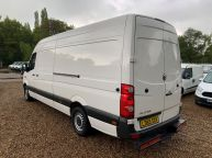 VOLKSWAGEN CRAFTER CR35 LWB *CRUISE CONTROL* HIGH ROOF 2.0 TDI  - 1262 - 19