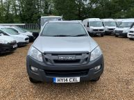 ISUZU D-MAX EXTENDED CAB **AIR CON** 4X4 2.5 TD 165 BHP **HARDTOP CANAPY!!! - 1285 - 14