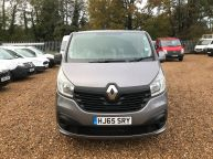 RENAULT TRAFIC SL27 SWB **AIR CON** BUSINESS PLUS 1.6 DCI L1H1 *6 SPEED!!!! - 1130 - 15
