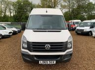VOLKSWAGEN CRAFTER CR35 LWB *CRUISE CONTROL* HIGH ROOF 2.0 TDI  - 1262 - 14