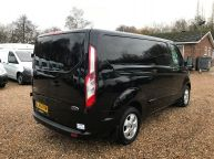 FORD TRANSIT CUSTOM 270 SWB LIMITED **AIR CON** 125BHP 2.2 TDCI *Sorry Now Sold!!! - 1153 - 27
