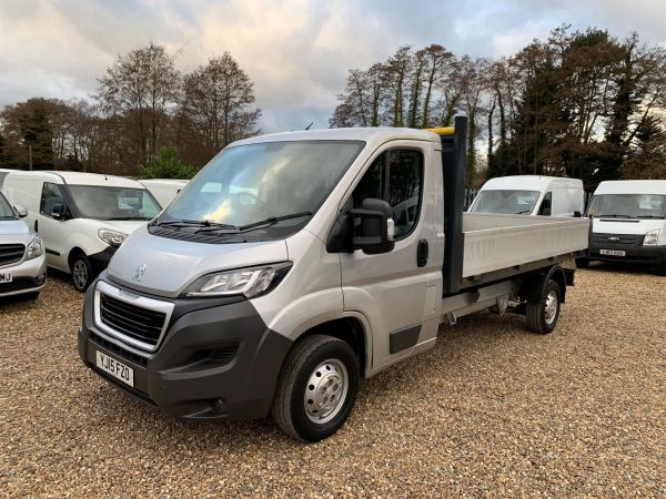Used PEUGEOT BOXER in Woking Surrey for sale